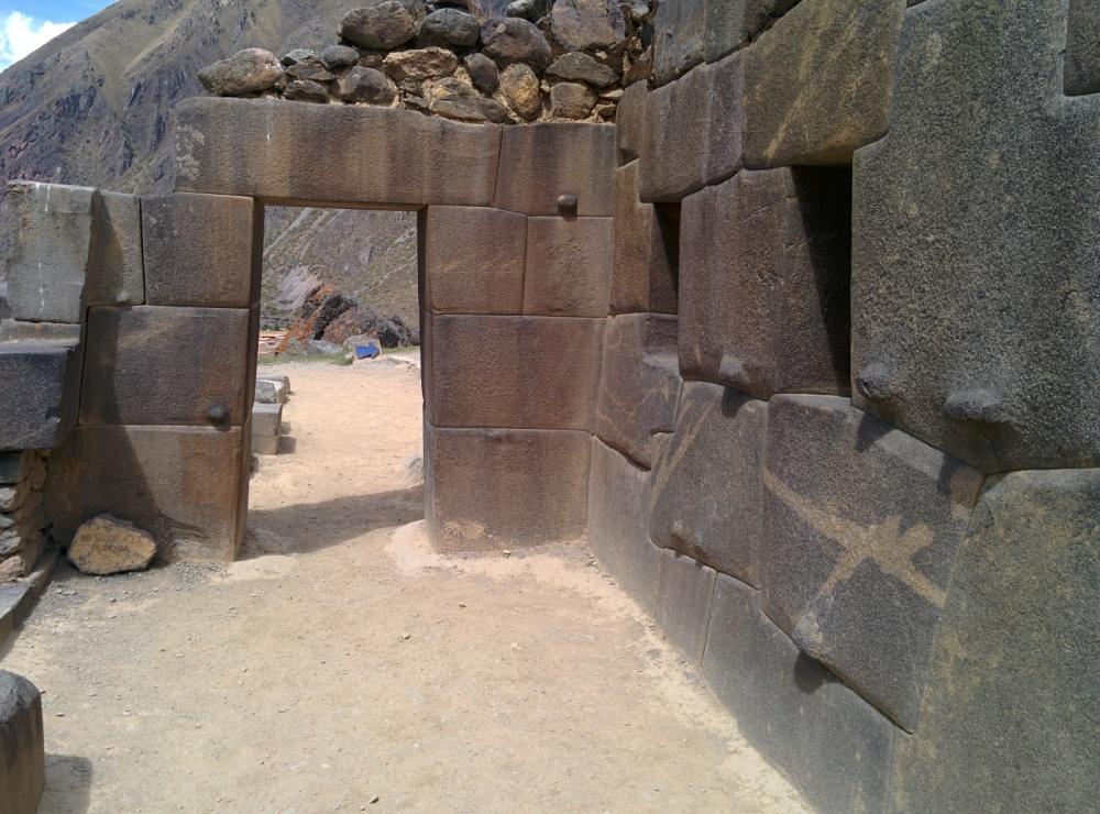 Inca stonework visited (1/6)