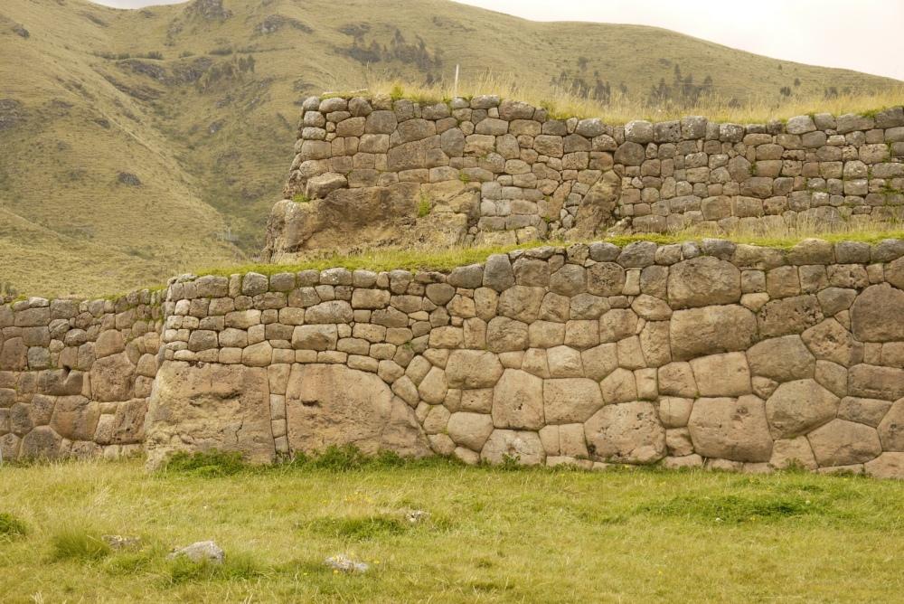 Inca stonework visited (6/6)