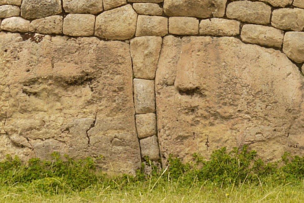 Inca stonework visited (5/6)