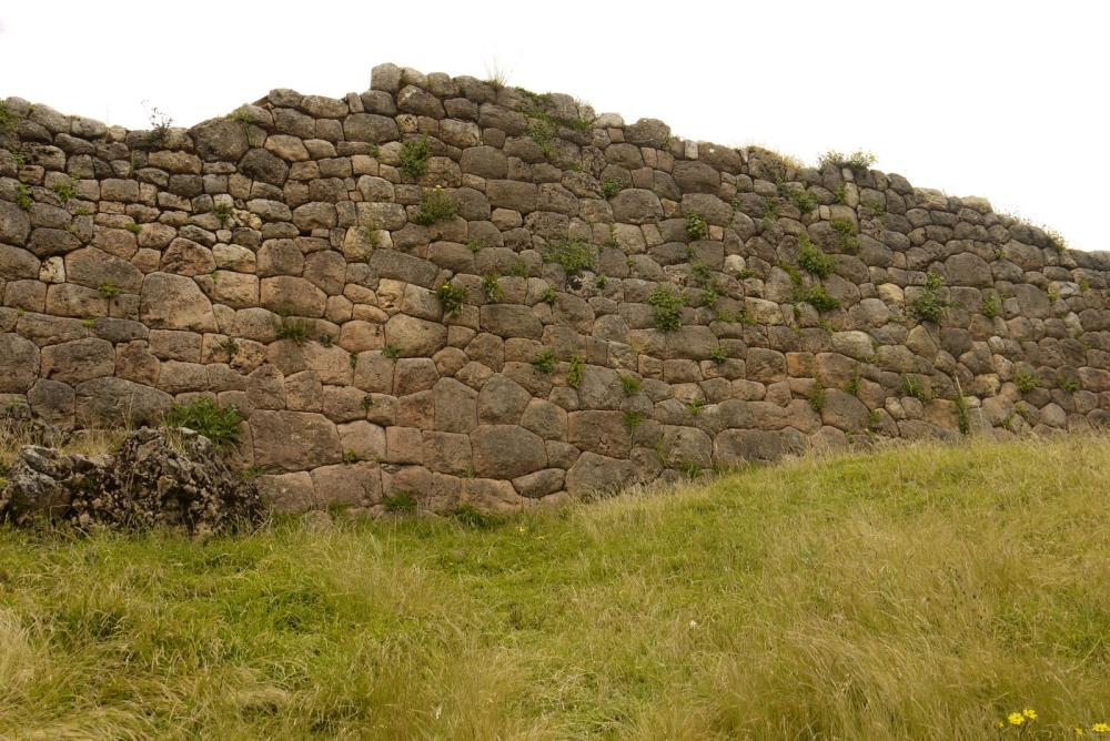 Inca stonework visited (3/6)