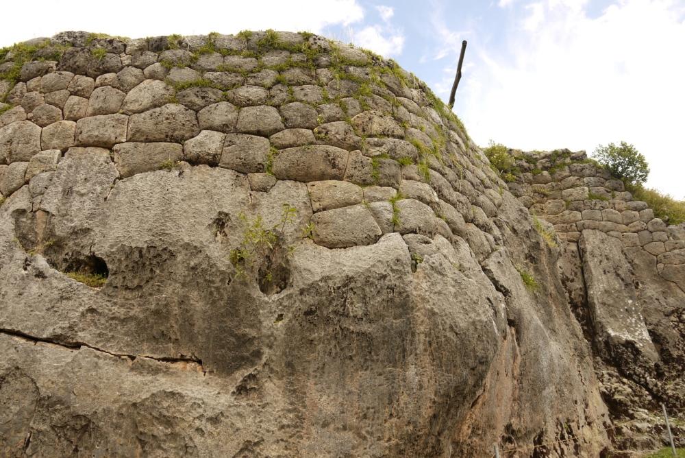 Inca stonework visited (4/6)