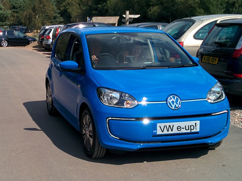 Our first impressions of owning an electric car