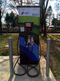 SSE ChargePoint