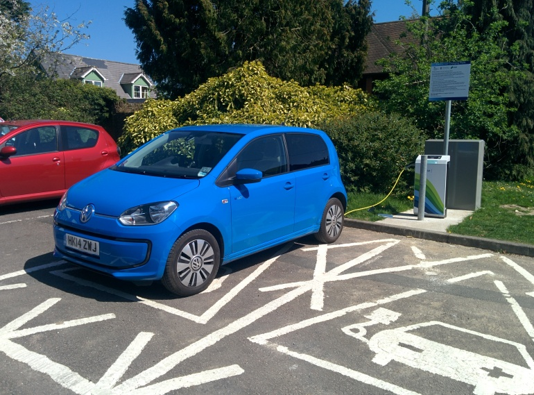 Petersfield chargepoint