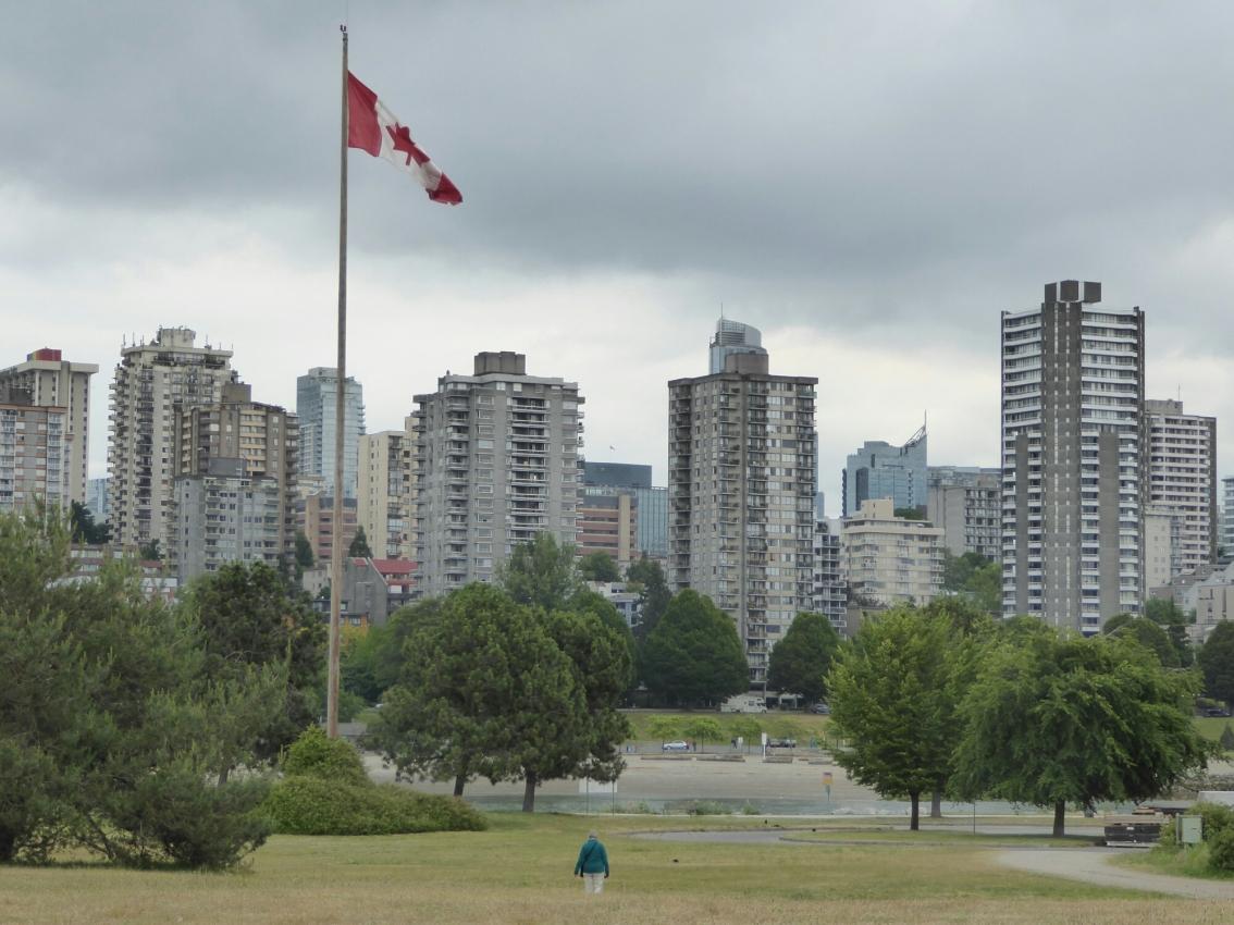 Snapshots of Vancouver 23/24May