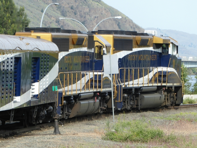 The Rocky Mountaineer – one of the world's great rail journeys