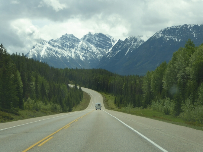The Icefields Parkway – Jasper to Lake Louise
